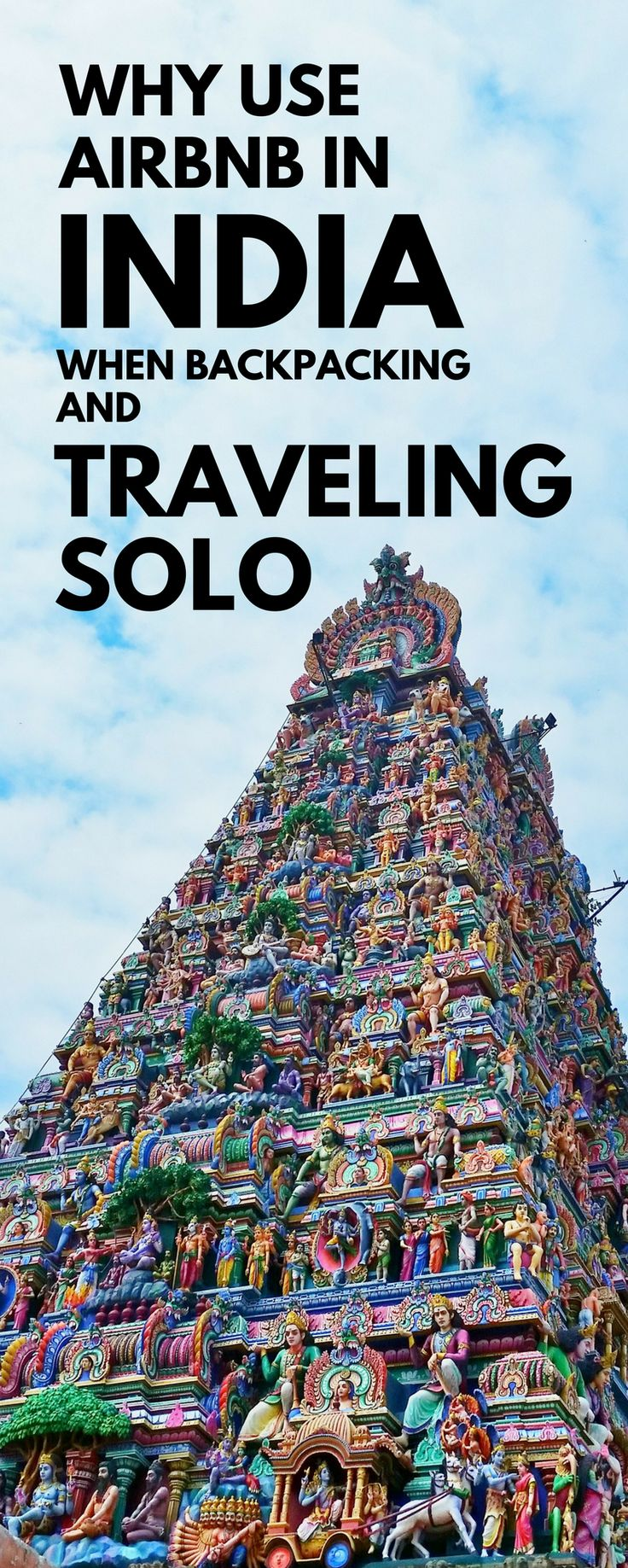 For travel tips in India for weeks backpacking Asia, book airbnb in India to learn Indian culture! Make it one of the things to do in India even if you travel cheap. Home-cooked food, can be better than guesthouse, budget hotel. Put it on checklist along with list of what to pack, what to wear in India. Ideas for international travel, world adventures, bucket list destinations! Trips to Mumbai, Delhi, Rajasthan, Jaipur, Amritsar, Kerala, North India, South India. #india #indiatips…