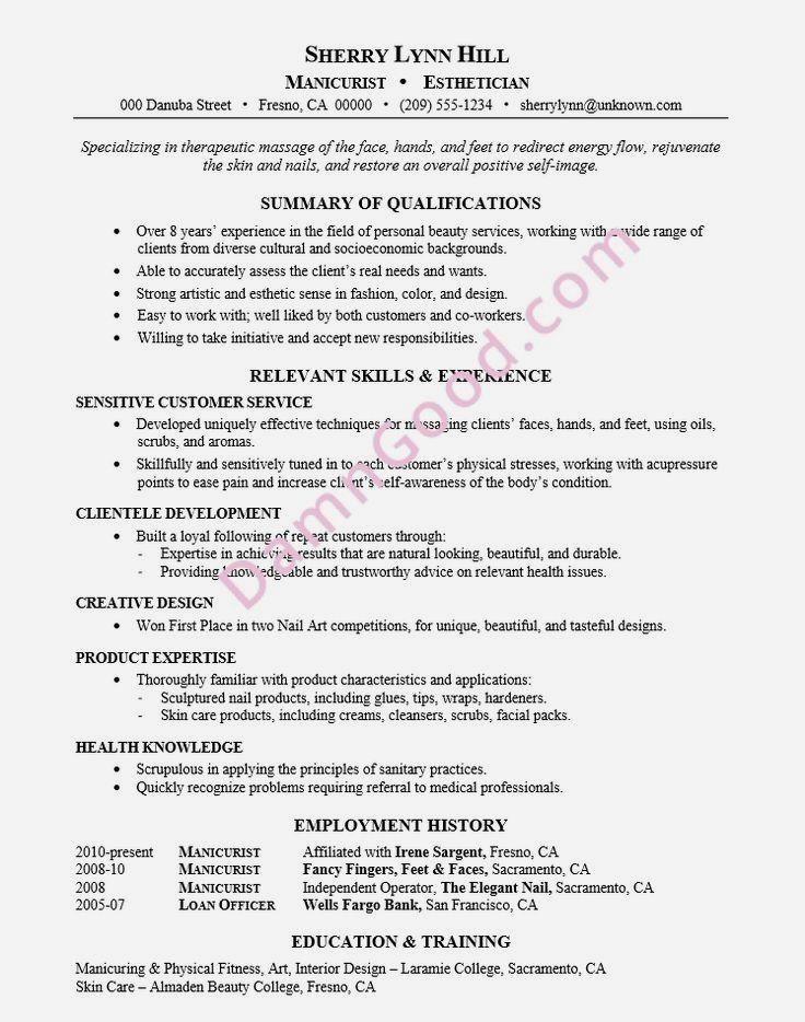 Resume Templates No Education #education #resume #ResumeTemplates