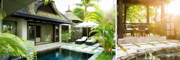 Luxury Hotels Mauritius LUX Belle Mare Villa