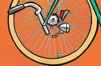 Onderdelen van de fiets op je juiste plek terugplaatsen