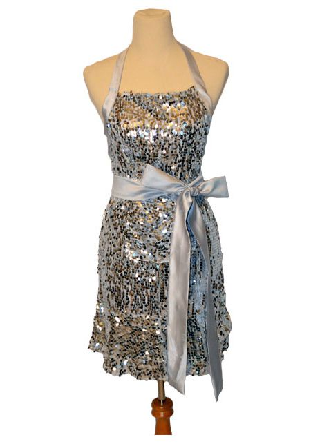 15 best images about Glitzy aprons on Pinterest