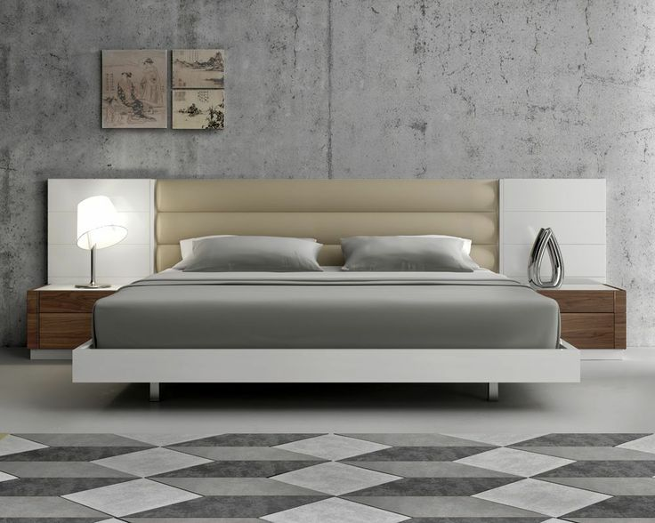 43 Best Images About Modern Beds On Pinterest Silver