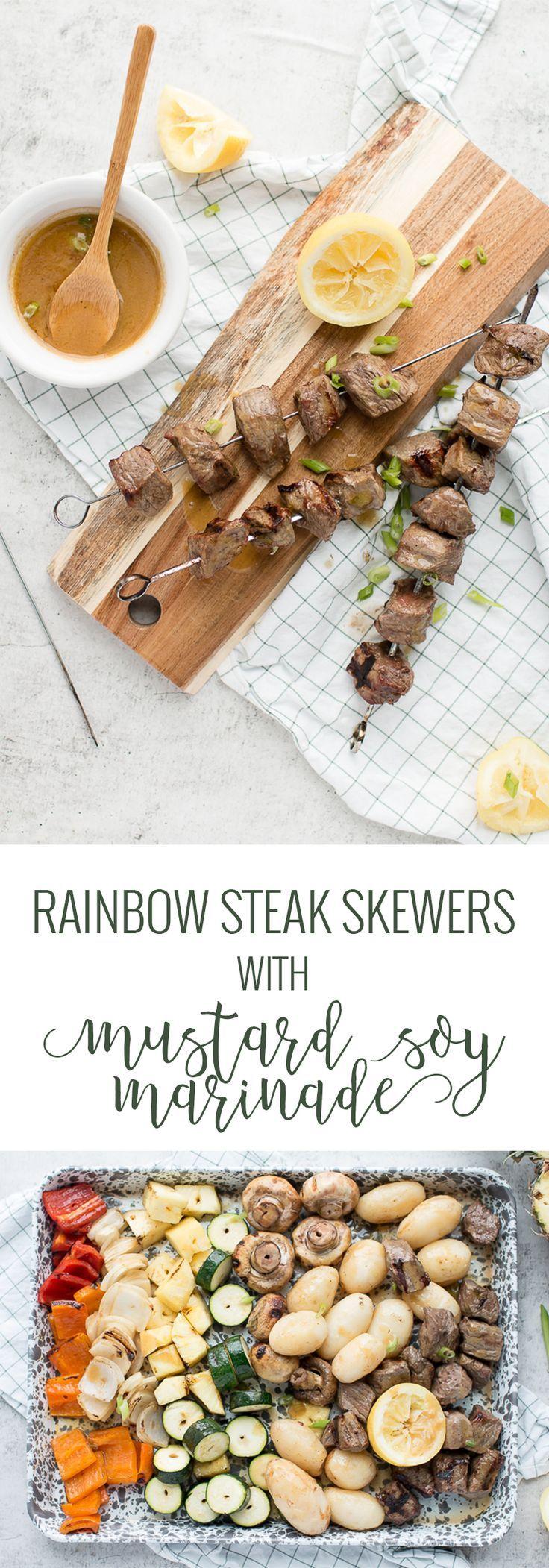 The 25+ best Steak skewers ideas on Pinterest | Kabobs ...