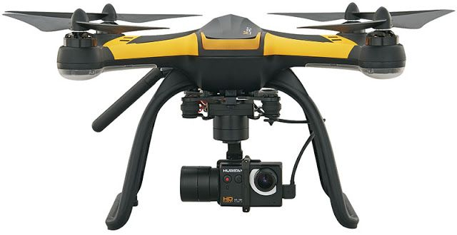 Hubsan H109s X4 Pro Drone Design