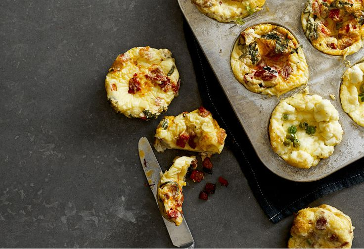 Enjoy the hot weather with these super simple frittata recipe.