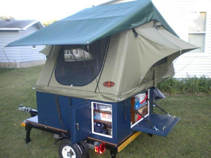 122 best images about camping trailer diy on pinterest for Camp trailer kitchen designs