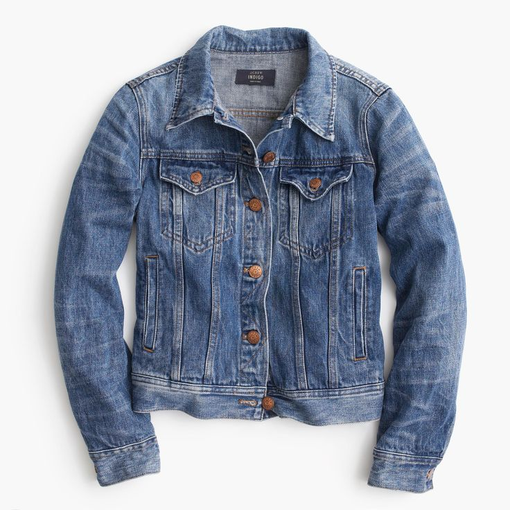27 best Denim Jackets images on Pinterest | Denim, Denim jackets ...