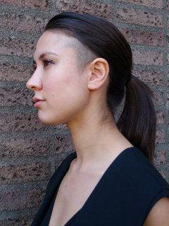 少しハードめに☆女性のツーブロックスタイルの一覧です♡