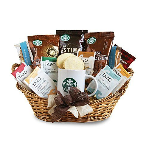 #bestdeal Let this gift inspire good feeling and a fresh #outlook with all the ingredients for a great day. Enjoy Sumatra coffee, caffe Verona or #Starbucks delic...