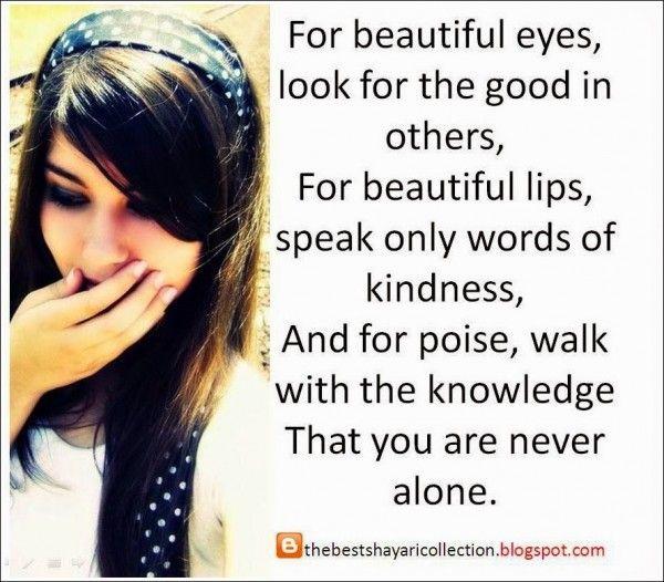Love Quotes In English Shayari