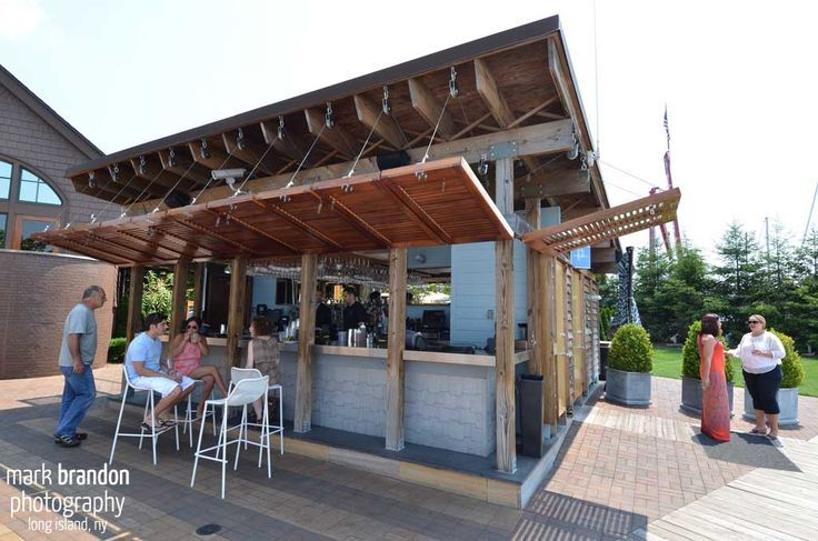 25 Best Images About Outdoor Bars & Seating On Pinterest