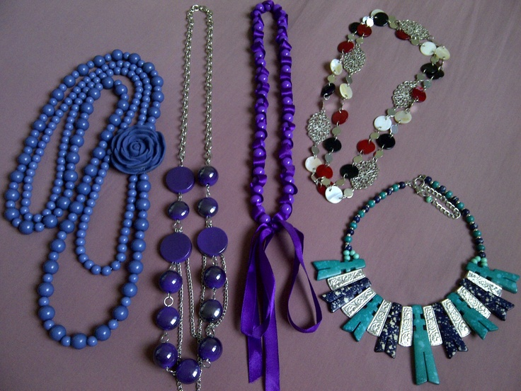 ...and some pretty necklaces :)))