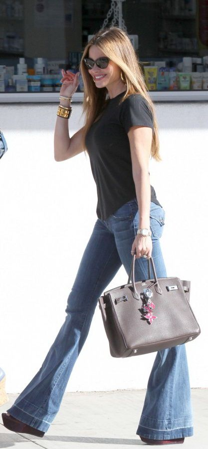 Sofia Vergara, love the flares