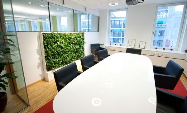 Wallscreen - Tropisk Design Green wall, plant, plants, living wall
