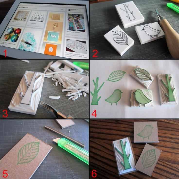 DIY stamps!