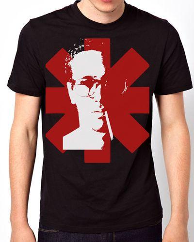 John Frusciante RHCP Black T-Shirt for sale ($28.00) - Svpply