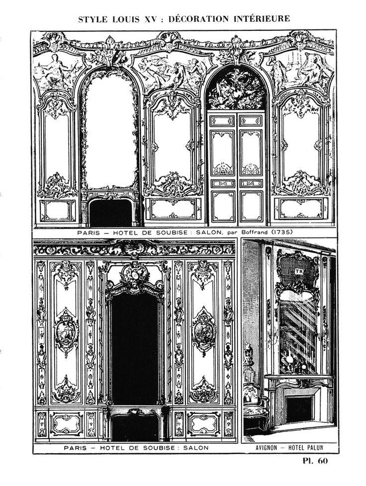 Best Style Louis Xv Decoration Gallery Transformatorious - Style louis xv decoration pour idees de deco de cuisine