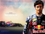 Mark Webber 2011 F1 Driver