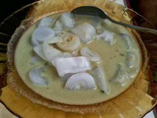 Delicious Bergo (Bangka Island Food)
