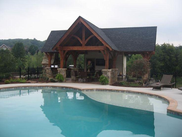 Die Besten 17 Bilder Zu Pool House Ideas Auf Pinterest | Pool-haus ... Ideen Schwimmbad Im Haus