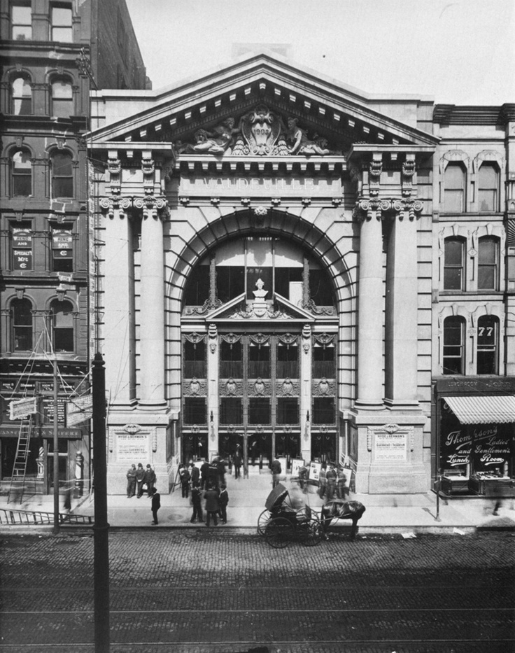 the iroquois theatre disaster The iroquois theater disaster killed hundreds and changed fire safety forever the deadly conflagration ushered in a series of reforms that are still visible today.