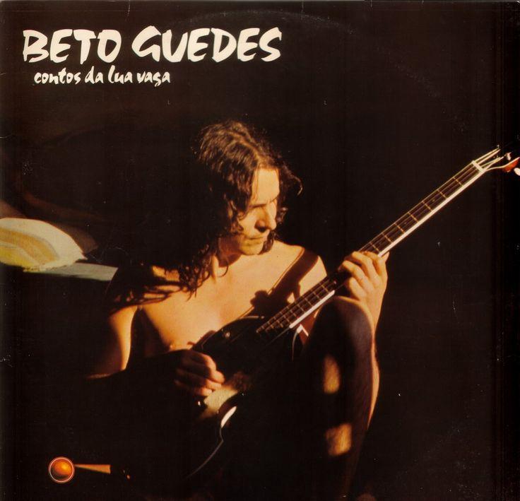 Beto Guedes - Contos da Lua Vaga - 1981 - Álbum Completo