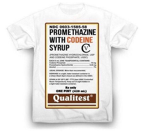 Promethazine With Codeine Tee