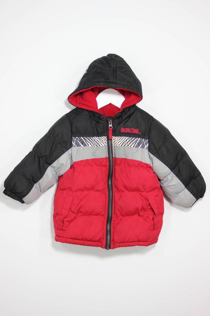 Pacific Trail Size 12-18M Snow Coat