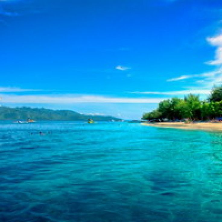 Tour of Indonesia has entered the three Gili Islands as exotic islands that must be visited while on a visit to Lombok Island. These islands are Gili Trawangan, Gili Air, and Gili Meno