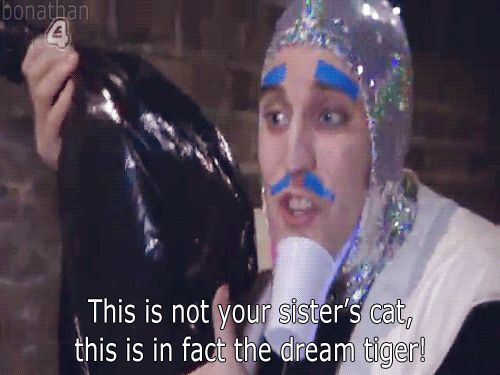 fantasy man - Noel Fielding's Luxury Comedy