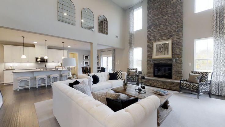 Matterport 3d Showcase House Ryan Homes New Homes