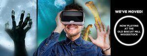 Virtual Reality Wonderland - virtual reality #vr #headset #virtualrealityheadset #virtualreality