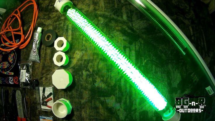 DIY Homemade 600 LED fishing lights for CHEAP!! Part1 - YouTube