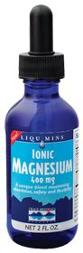 Ionic Magnesium by Trace Minerals Research - Buy Ionic Magnesium (400 MG) 2 Liquid at
