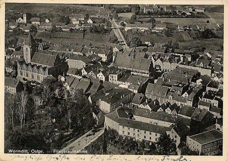 Wormditt - Orneta  1935r.
