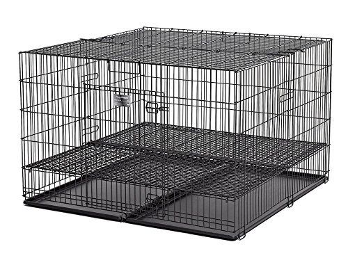 Cheap MidWest Homes For Pets Puppy Playpen With 1 Floor Grid