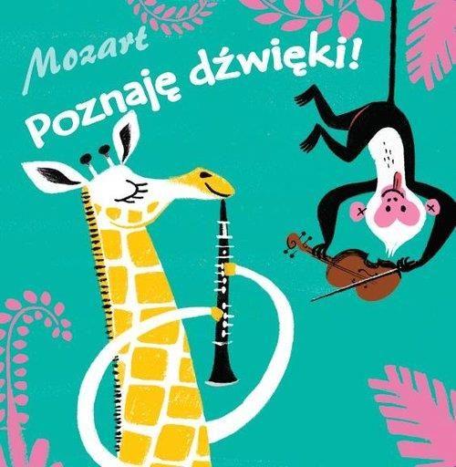 Poznaję Dźwięki Mozart - Ceny i opinie - Ceneo.pl