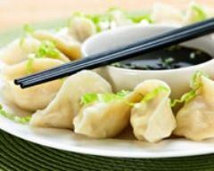 Raviolis vapeur aux crevettes à la vietnamienne (facile, rapide) - Une recette CuisineAZ