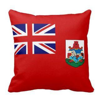 Bermuda Flag pillow