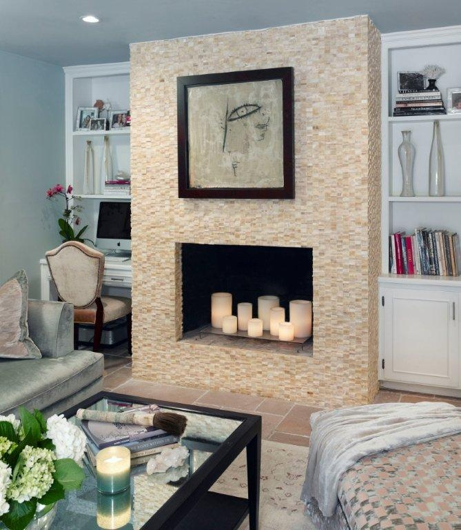 focal fireplace designed by marc michaels interior design