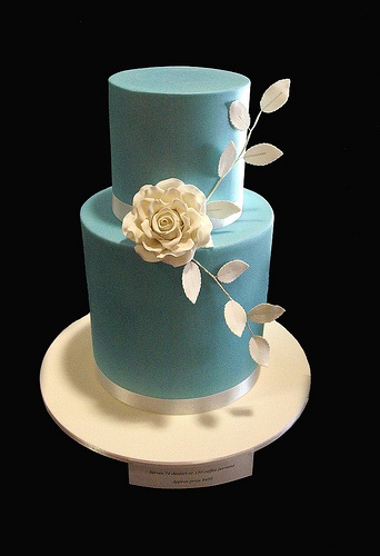 I really have a thing for double barrel cakes!!  blue double barrel