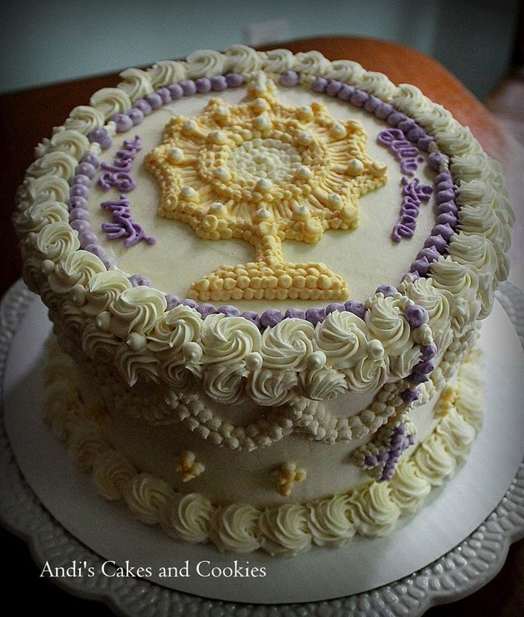 Buttercream Frosting Cake Images