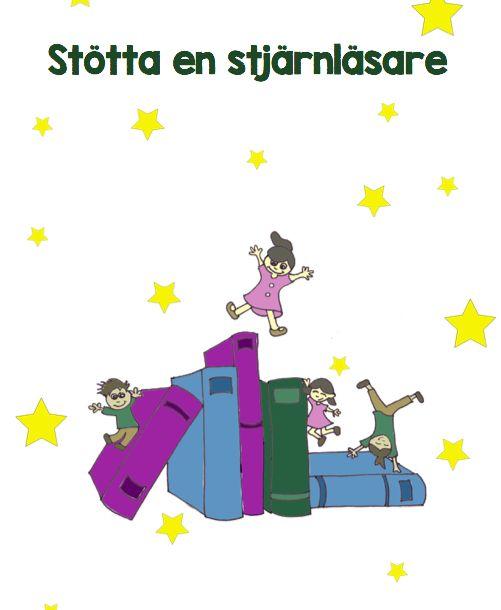 Stötta en stjärnläsare – Språkutveckling – ASL