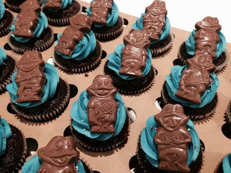 Freddo Cupcakes- Only at Bella's Cupcake World