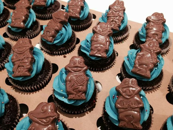 Freddo Cupcakes- Only at Bella's Cupcake World