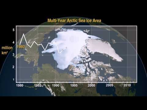 polar ice cap nasa - photo #37
