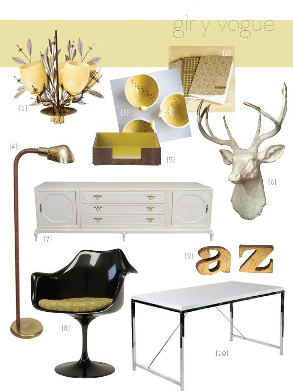 26 Best Modern Living Room Decorating Ideas And Designs: 26 Best Mid Century Modern Office Images On Pinterest