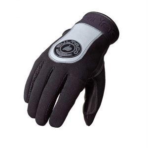Guantes Bultaco, combina el logo de la marca, con los mejores materiales para una mejor sujeción y comodidad, como el tejido elástico. www.relojes-especiales.net #motos #guantes #bultaco