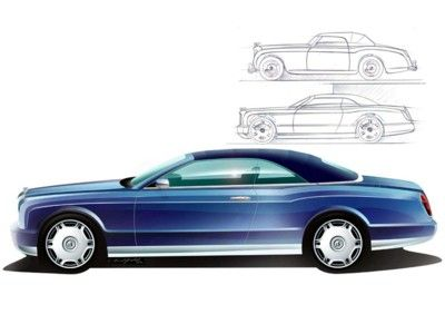 Bentley Arnage Drophead Coupe 2005 poster, #poster, #mousepad, #Bentley