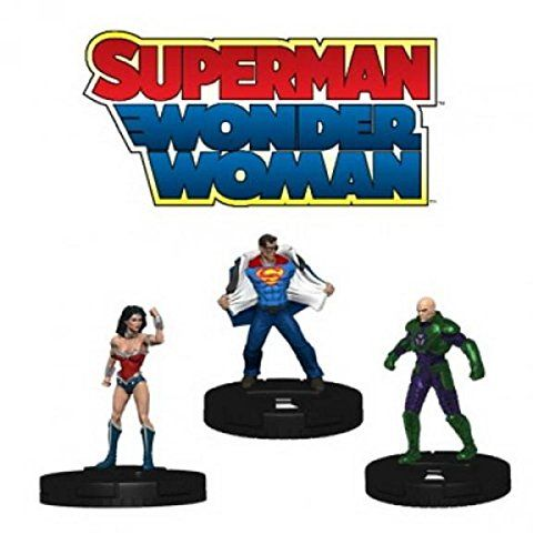 Contains 1 DC HeroClix: Superman/Wonder Woman Super Booster Packs * (Placed within the Amazon Associates program) * 00:12 Mar 20 2017